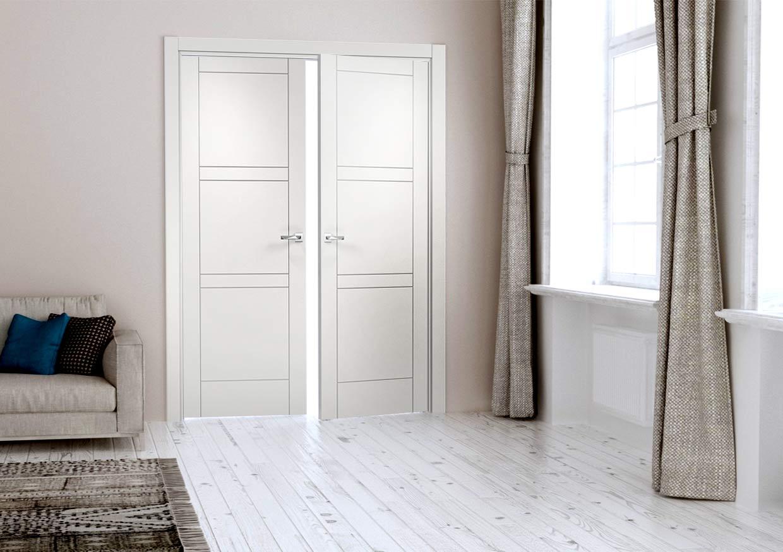 Как проверить правильность установки дверей